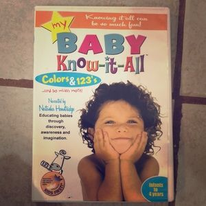 Other - Baby Know It All DVD